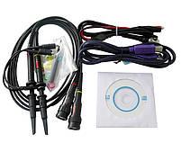 ISDS2062B USB-осцилограф 2 х 20МГц, з генератором сигналів, фото 4