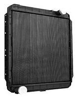 Радиатор водяного охлаждения КамАЗ ЕВРО с повышенной теплоотдачей (4-х рядный) (ШААЗ) 54115-1301010