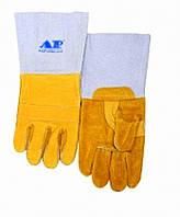 Перчатки сварщика AP-9750, XL