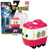 Паровозик Сэлли из серии Роботы-поездав блистере–Silverlit Robot trains