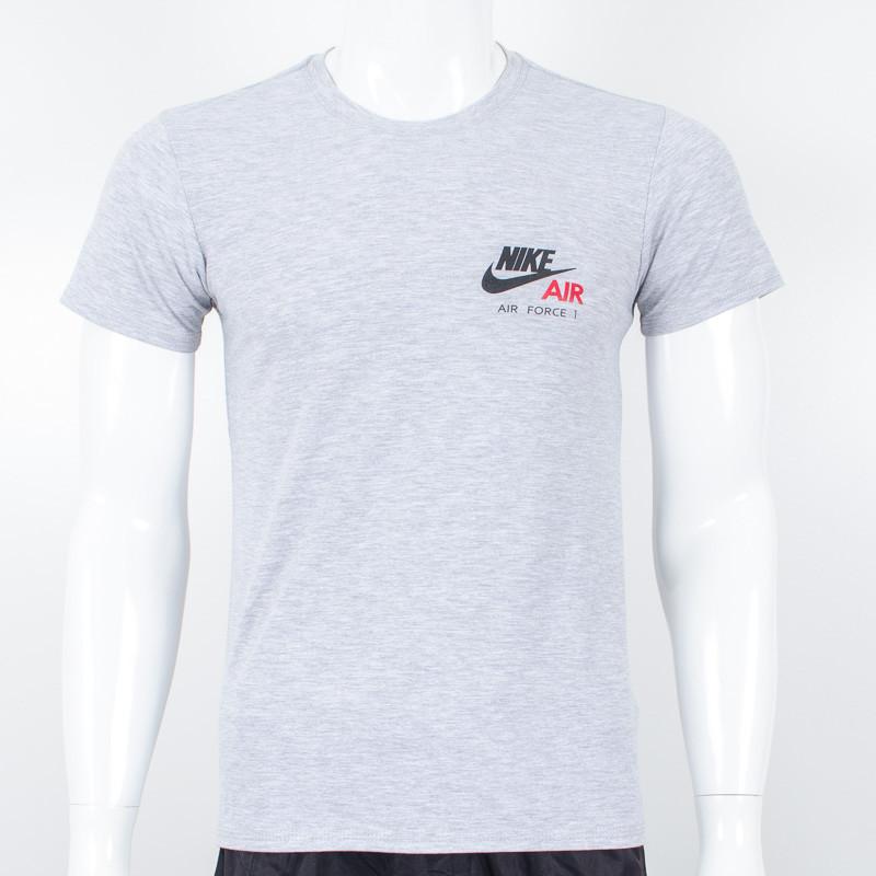 Футболка с логотипом, Nike (Меланж)