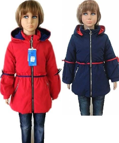 Куртка девочкам 3-7 лет