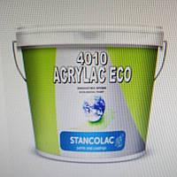 Водоэмульсионная краска для стен и потолков Stancolac 4010, 3л