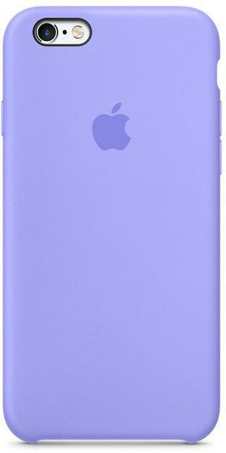 Чехол накладка Silicone Case для iPhone 7 Plus/8 Plus - Violaceous
