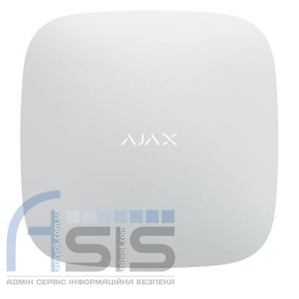 Ajax HUB (white)
