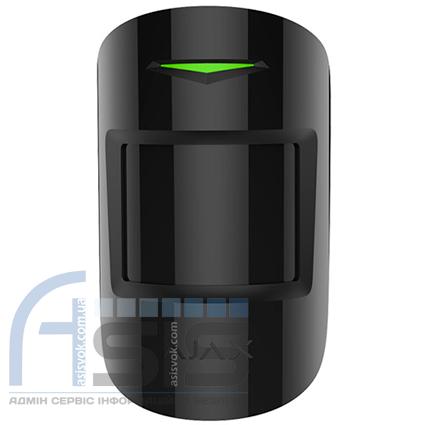 Датчик руху Ajax MotionProtect Plus (black)