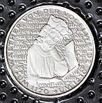 Монета Германии 5 марок 1980 г., фото 2