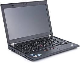Ноутбук Lenovo ThinkPad X230-Intel-Core-i5-3320M-2,6GHz-4Gb-DDR3-320Gb-HDD-W12.5-Web- Б/У