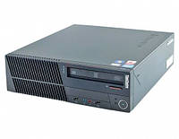 Системный блок Lenovo m82 SFF-Intel Core-i3-2120-3,3GHz-4Gb-DDR3-HDD-500Gb-DVD-RW-W7P