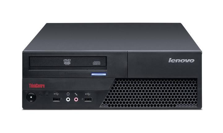 Системный блок Lenovo ThinkCentre M58p SFF-Intel C2D-E8400-3,0GHz-2Gb-DDR3-HDD-250Gb-DVD-R- Б/У, фото 2