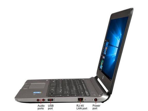 Ноутбук HP ProBook 430 G2- Intel-Core-i3-5010U-2,10GHz-4Gb-DDR3-128Gb-SSD-W13.3-Web- Б/У, фото 2