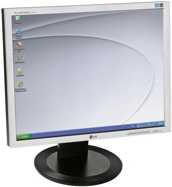 Монитор LG FLATRON L2000C- Б/У