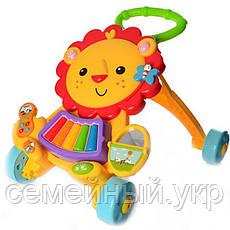 Каталка-ходунки Bambi Baby Walker 869-52, фото 2