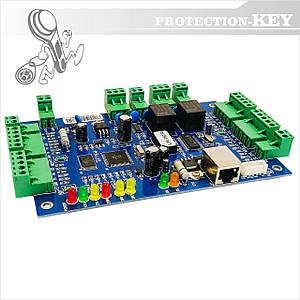 Сетевой контроллер ABLE TCP/IP-02