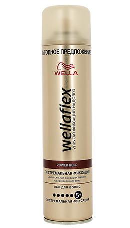 "Лак ""Wellaflex"" 400 мл Супер сильная фикс. (5)"