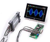 Hantek 6254EU USB-осциллограф 4 х 250МГц, фото 8