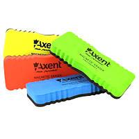 """Губка для доски """"Axent"""" 9803 с магнитом большая"""