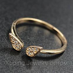 Кольцо женское Xuping Jewelry 18k R001