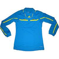 Спортивная женская футболка для судьи с длинным рукавом Adidas Referee Jersey P49154