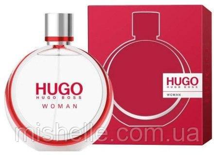 Женская парфюмированная  вода Hugo Boss Hugo Woman ( Хьюго Босс Хьюго Вумен) реплика