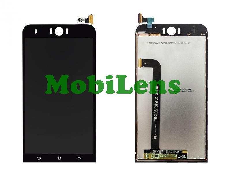 Asus ZD551KL, ZenFone Selfie, Z00UD, Z00UDB Дисплей+тачскрин(модуль) черный