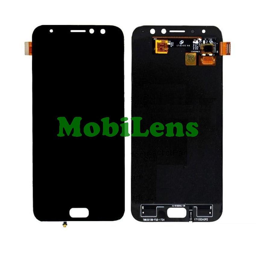 Asus ZD552KL, ZenFone 4 Selfie Pro Дисплей+тачскрин(сенсор) черный