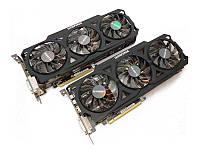 Видеокарти Gigabyte PCI-Ex Radeon R9 270X 2048MB GDDR5 (256bit)- Б/У