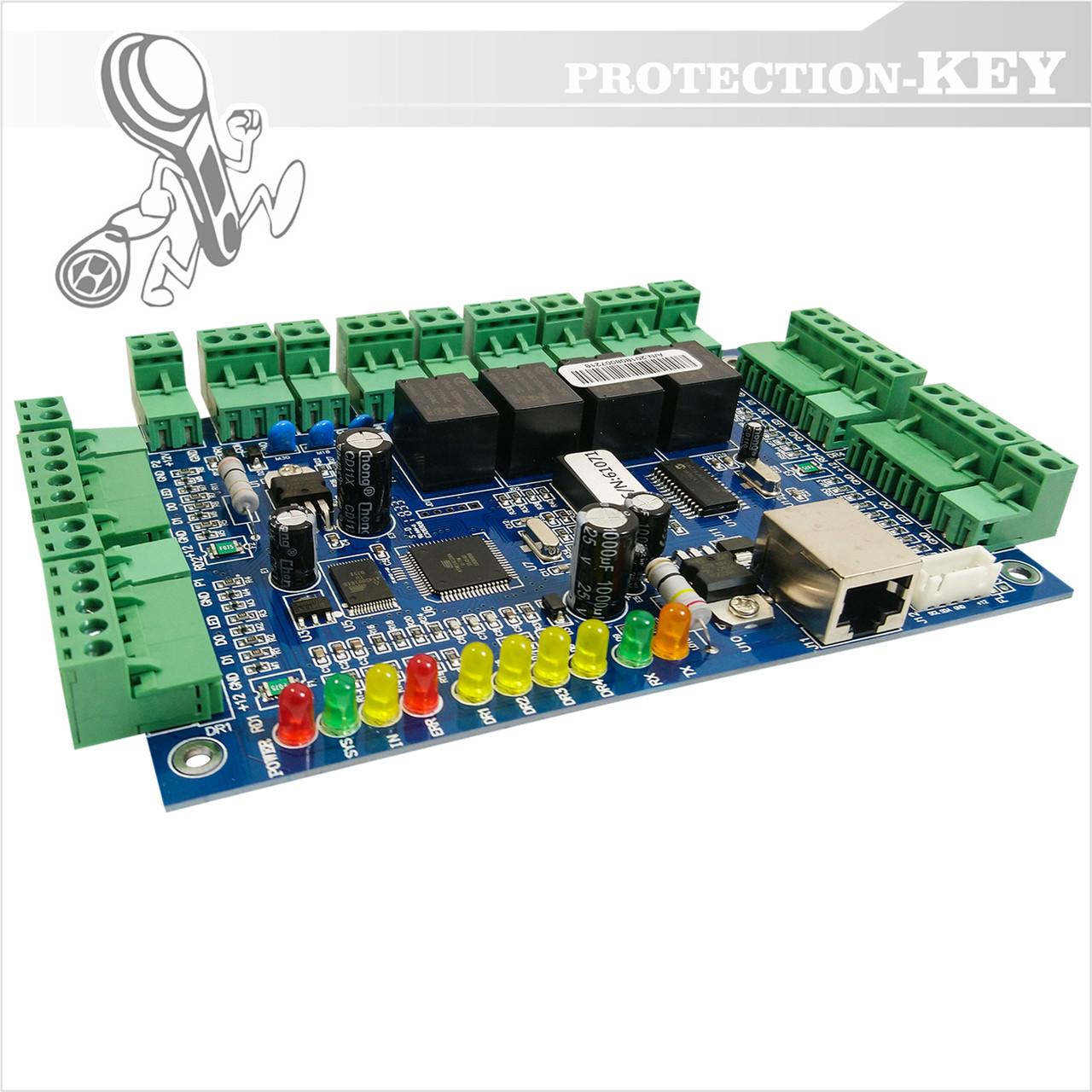 Сетевой контроллер ABLE TCP/IP-04