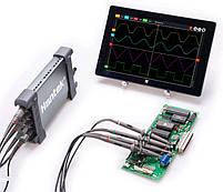 Hantek 6104BC USB-осциллограф 4 х 100МГц, фото 8