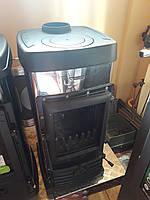 Печь NORDICA  JUNIOR stainless steel (цвет нерж. сталь)