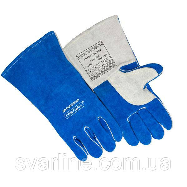 Перчатки сварщика 10-2087, XL