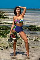 Купальник бандо раздельный  Marko M 537 (6 цветов)