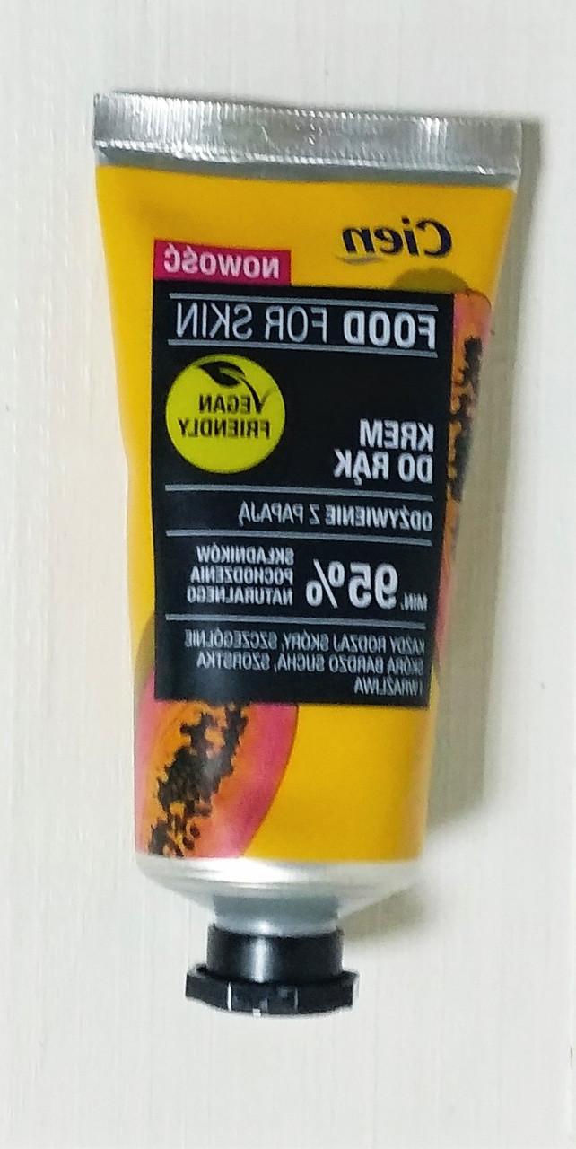 Крем для рук Cien с экстрактом папайи 50 ml