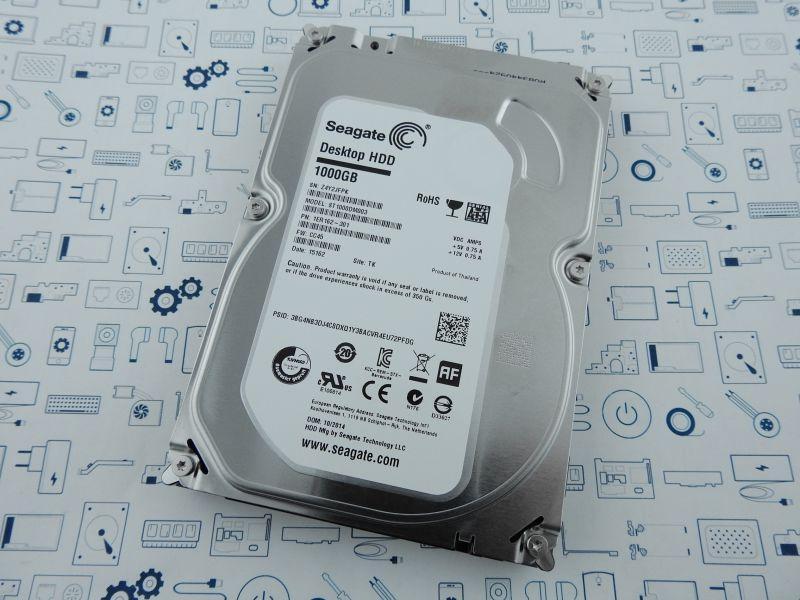 Распродажа! New. Диск жесткий SGT Grenada ST1000DM003 1TB HDD-LH