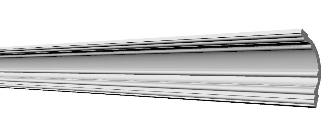 Карниз Glanzepol GP-21 (105х109)мм