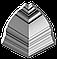 Карниз Glanzepol GP-21 (105х109)мм, фото 2