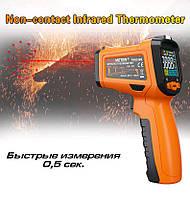 PM6530C пирометр, до 800 °С, термопара К-типа, UV-излучатель, фото 4