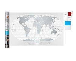 Скретч Карта Travel Map® AIR World
