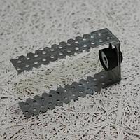 Виброизолирующее универсальное крепление Vibrofix Protector, c П-образным кронштейном