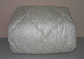 Одеяло полуторное наполнитель холофайбер ткань микрофибра (R780)