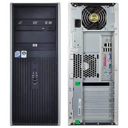 Системный блок HP Compaq 7900p C2D-E7300-2.66GHz-4Gb-DDR2-HDD-250Gb-DVD-R-full tower- Б/У, фото 2