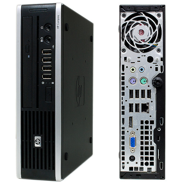 Системный блок HP Compaq 8200 Elite usdt-Intel Core-i5-2400s-2,50GHz-4Gb-DDR3-HDD-320Gb-DVD-R-W7P- Б/У
