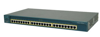 Маршрутизатор Cisco Catalyst WS-C2950T-24- Б/У, фото 2