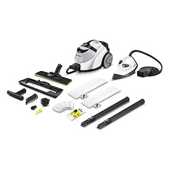 Пароочиститель SC 5 Premium Iron Kit