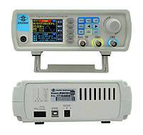 JDS6600-40M генератор сигналов DDS, 2 канала х 40 МГц, фото 3