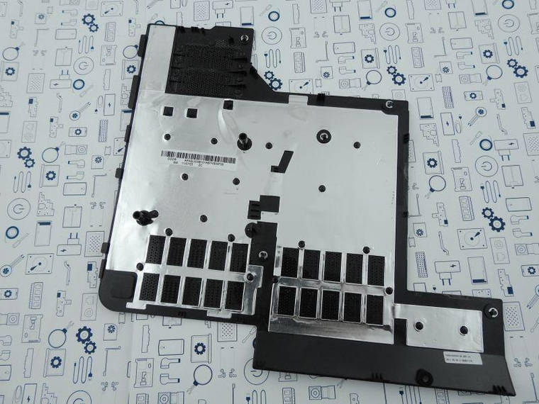 New. Накладка для ноутбука  Lenovo IdeaPad G575 PIWG1 THERMAL DOOR-14 AP0GL000B00, фото 2