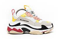 Женские кроссовки Balenciaga Triple S Color, фото 1