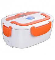 Ланч бокс с подогревом, The Electric Lunch Box, контейнер-термос пищевой