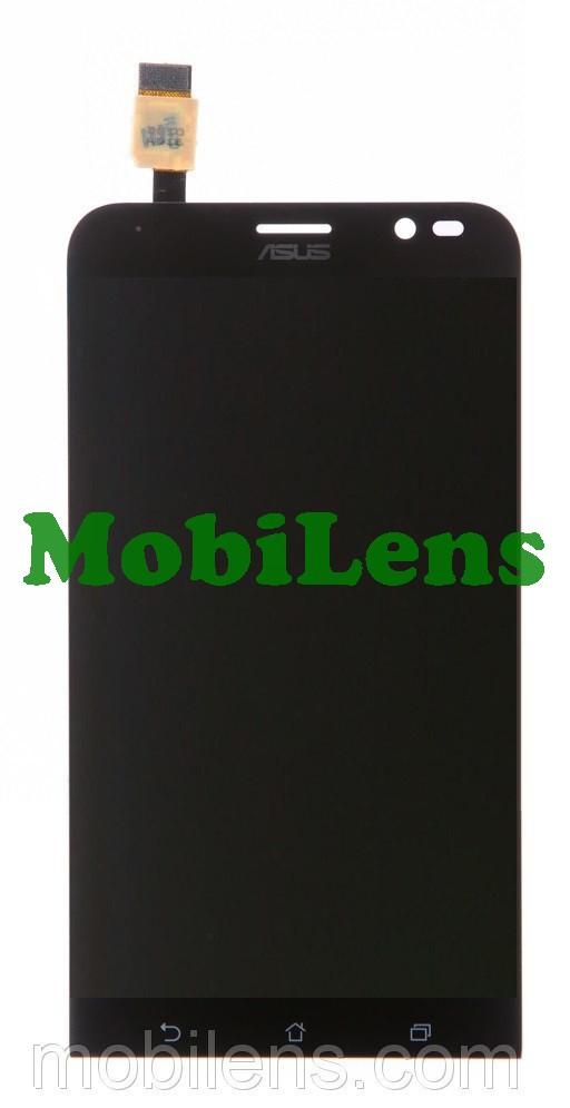 Asus ZB551KL, ZenFone GO Дисплей+тачскрин(сенсор) черный