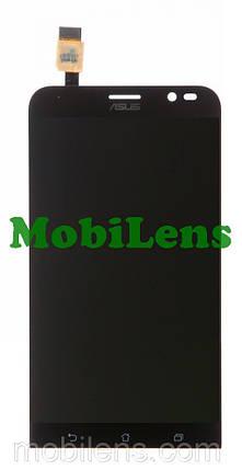 Asus ZB551KL, ZenFone GO Дисплей+тачскрин(сенсор) черный, фото 2